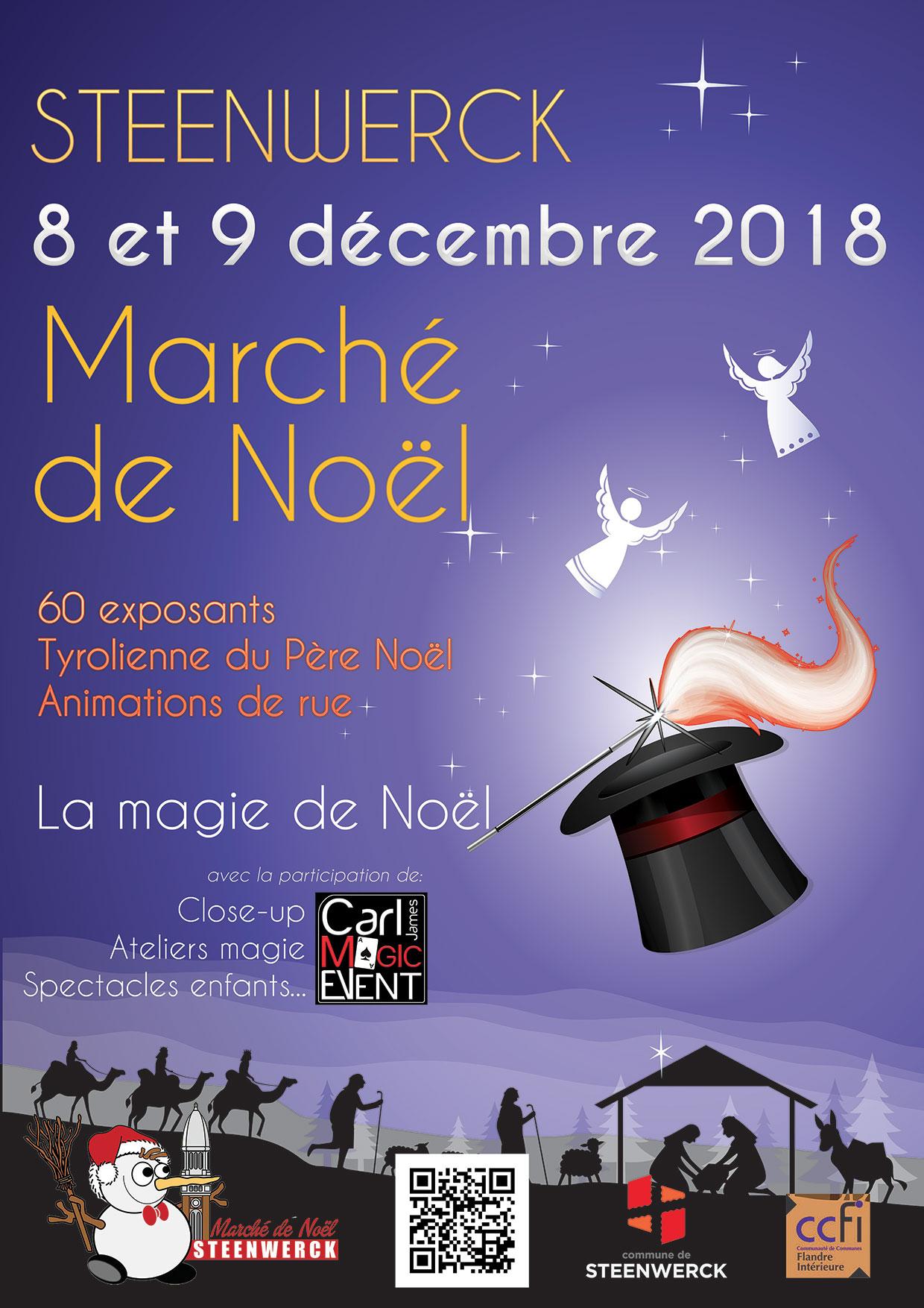 marché de noel 2018 nord MARCHE DE NOEL DE STEENWERCK marché de noel 2018 nord